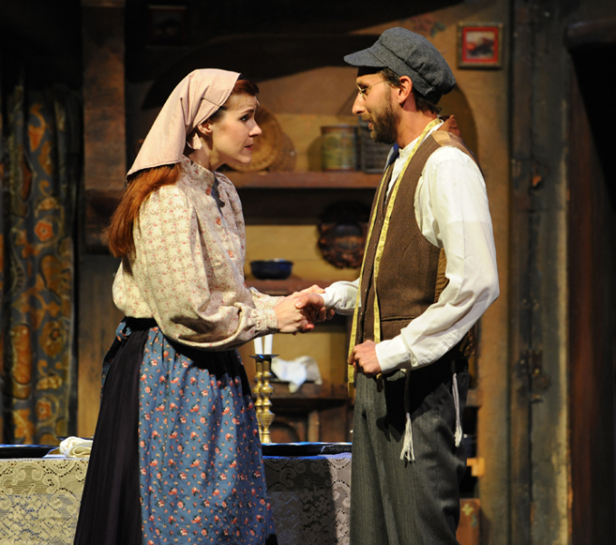 Fiddler On The Roof The Theatre Company
