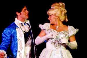 Cinderella & Prince A