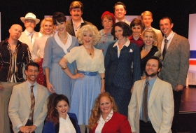 Cast Photo 9 to 5