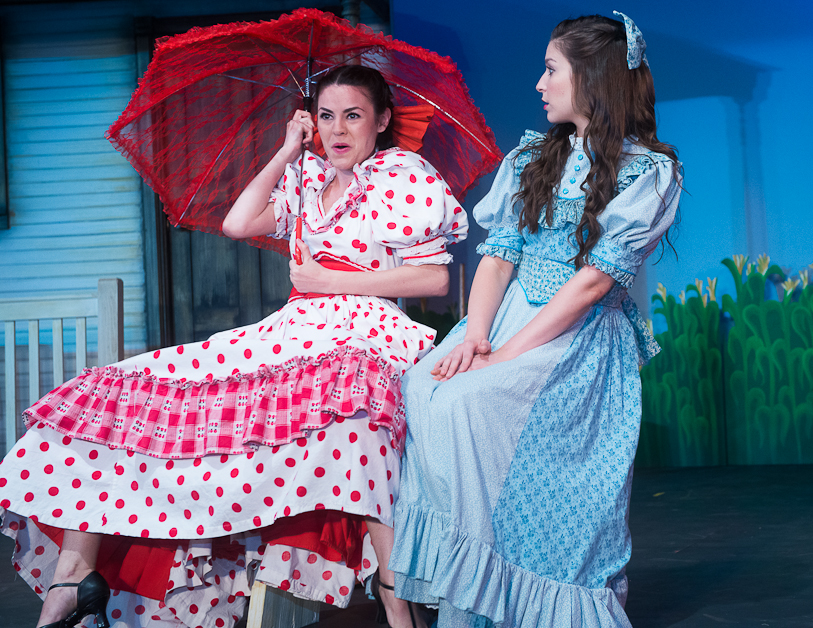 Oklahoma The Theatre Company