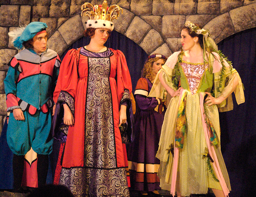 Once Upon a Mattress | The Theatre Company