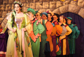 Once Upon a Mattress 2008