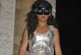Christine masquerade F